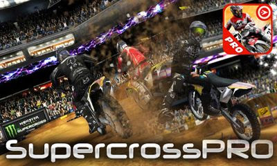 Supercross Pro HD Offline Mod Apk