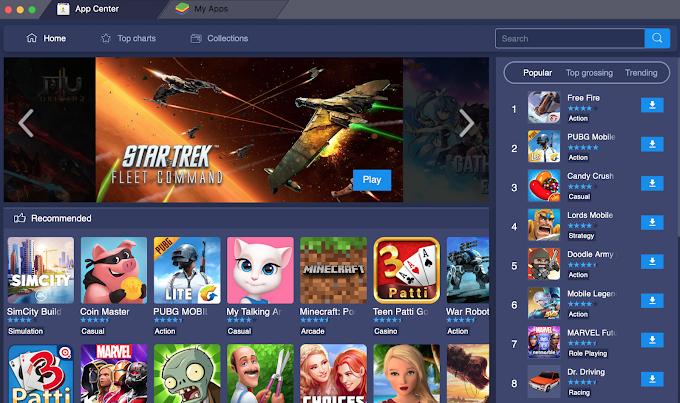 การเล่นเกม Android บนคอมพิวเตอร์ PC
