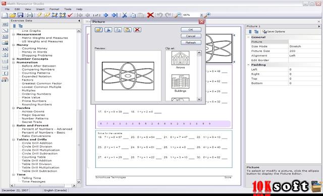 Schoolhouse Technologies Math Resource Studio Latest Version Direct Download Link