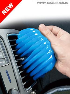Multipurpose Cleaning Gel for Car
