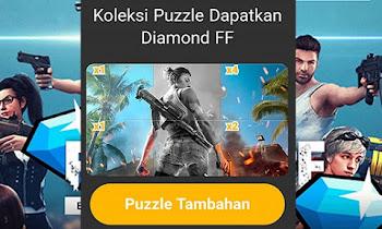 Koleksi Puzzle FF 2021: Begini Cara Dapat Diamond Gratis!