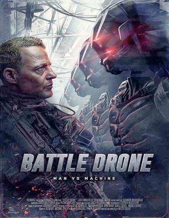 Battle of the Drones (2017) English 300MB