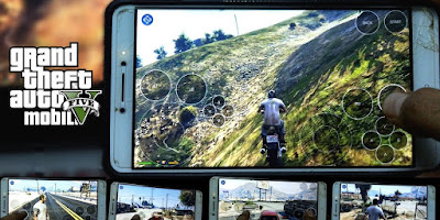 How to download of Grand Theft Auto V on Android