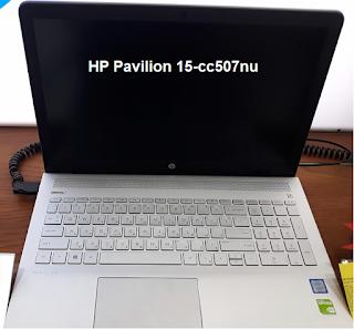 HP Pavilion 15-cc507nu laptop