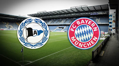 مشاهدة مباراة بايرن ميونخ ضد ارمينيا بيليفيلد 15-2-2021 بث مباشر في الدوري الالماني