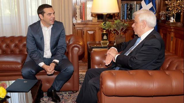 Παραιτήθηκε και επισήμως ο Αλέξης Τσίπρας - Ζήτησε την προκήρυξη εκλογών (βίντεο)