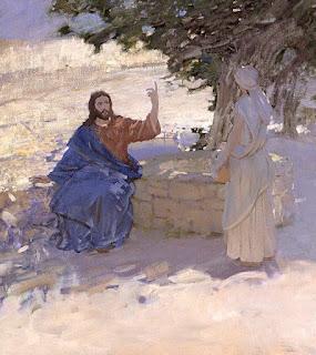 Living Water 2004, canvas, oil, 90x80 cm Bato Dugarzhapov