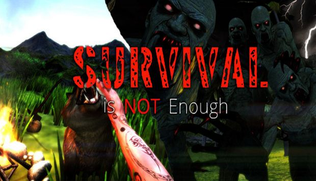 SURVIVAL IS NOT ENOUGH-Free Download