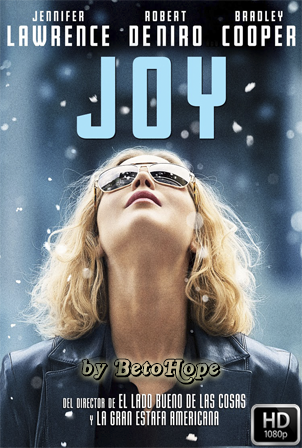 Joy [2015] [Latino-Ingles] HD 1080P  [Google Drive] GloboTV
