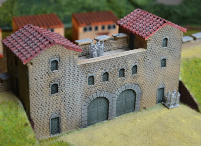 Gatehouse 1:144 (10 - 12mm) (Code: nj-144-rom1) 4