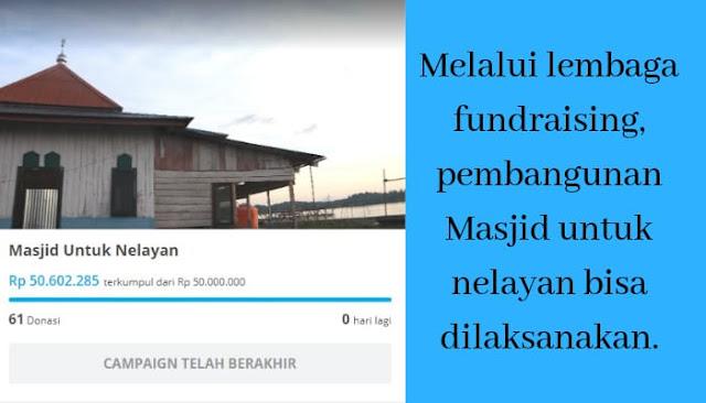 Perjalanan Kebaikan dalam Indonesia Fundraising Award