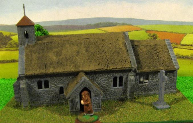 The Nothelm Chronicle Saxon Church Receives Makeover