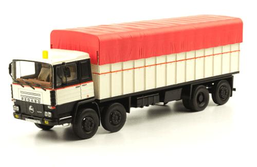 Pegaso 1431 Bocanegra 1:43 camiones pegaso salvat