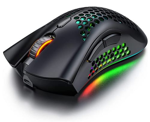 ZuoYour Rechargeable RGB Wireless Gaming Mouse