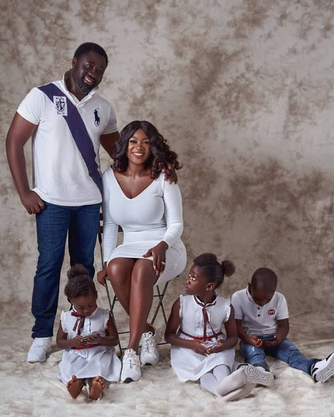 Nigerian fashion styles pictures - Mercy Johnson Pics