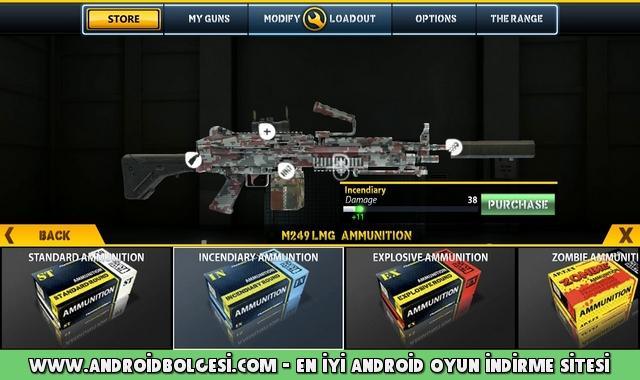gun club armory hile mod apk indir