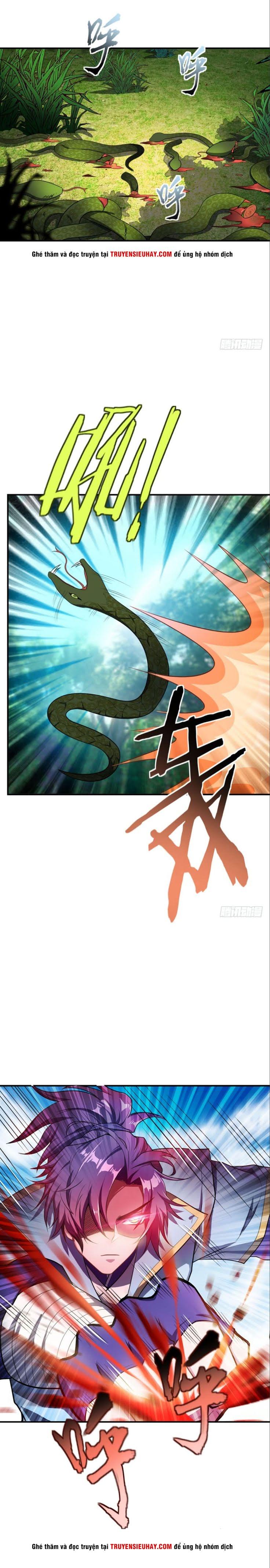 Yêu Giả Vi Vương Chapter 26 video - truyenmh.com