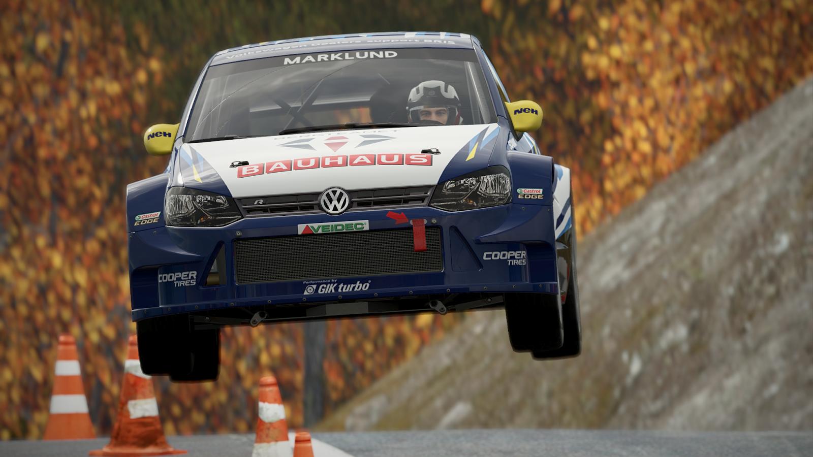 Project Cars 2 se atreve con el deporte extremo Rallycross