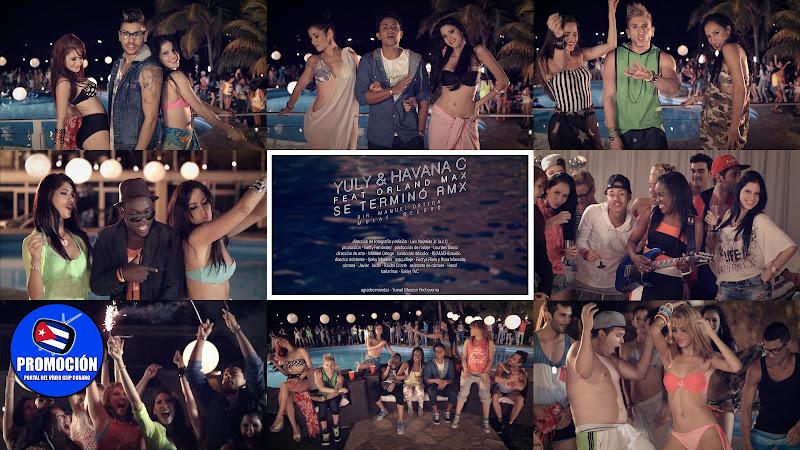 Yuly y Havana C & Orland Max - ¨Se terminó¨ - Videoclip - Director: Manuel Ortega. Portal Del Vídeo Clip Cubano. Música cubana. Cuba.