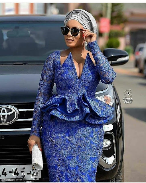 2019 African Fashion Collections: Asoebi Styles