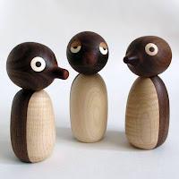Figuras de madera