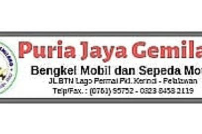 Lowongan Puria Jaya Gemilang Pangkalan Kerinci Mei 2019