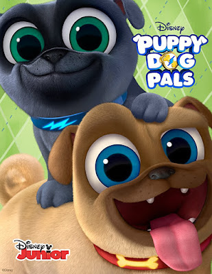 Puppy Dog Pals 2019 DVD R1 NTSC Latino