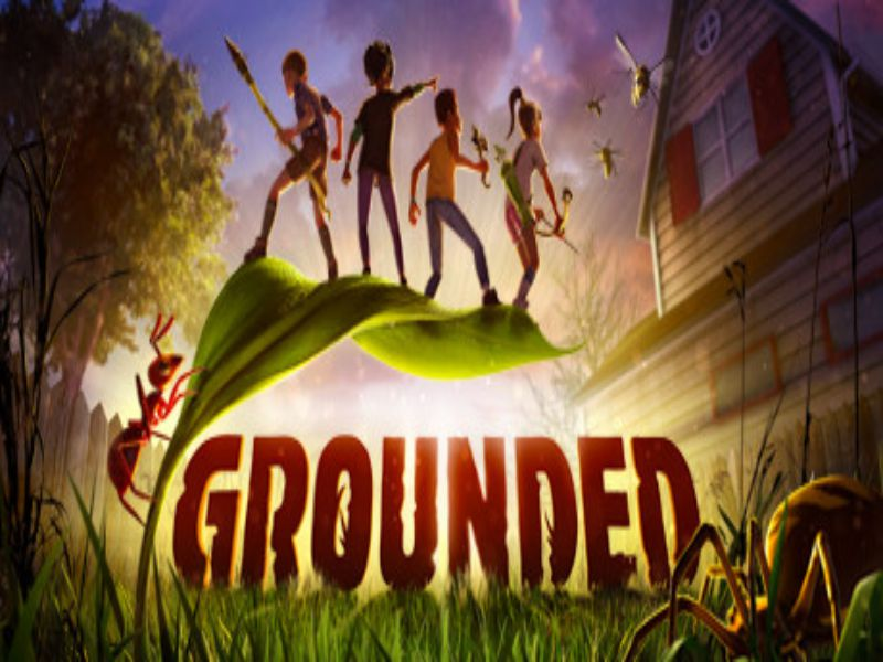 Download Grounded Game PC Free