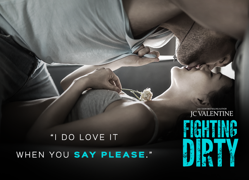 Fighting Dirty Cover Reveal