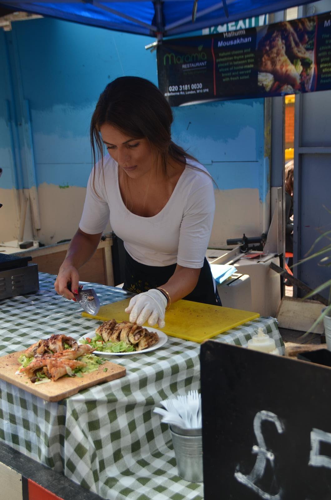 portobello market - co zjeść