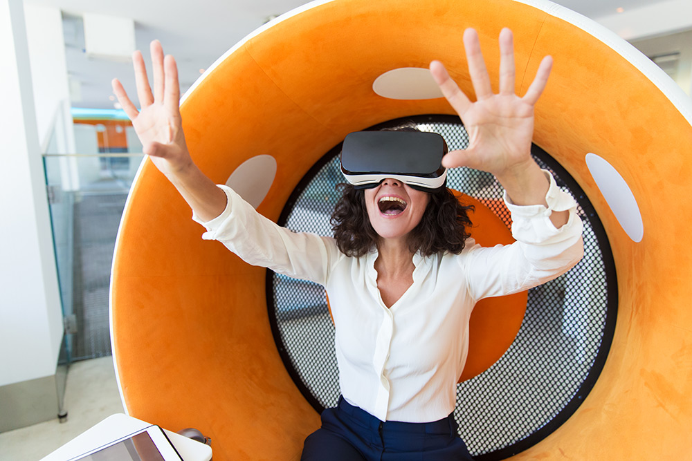 What is The Virtual Reality?