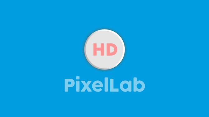 Cara Agar Gambar PixelLab Tidak Buram dan Berkualitas HD Saat Disimpan