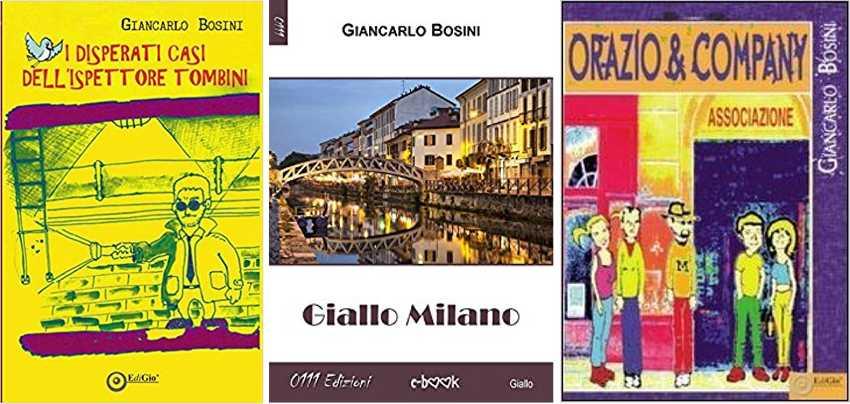 I libri di Giancarlo Bosini