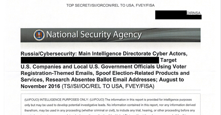 russian-election-hacking-nsa-report-leak