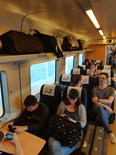 Zug fahren in China - Reiseblog