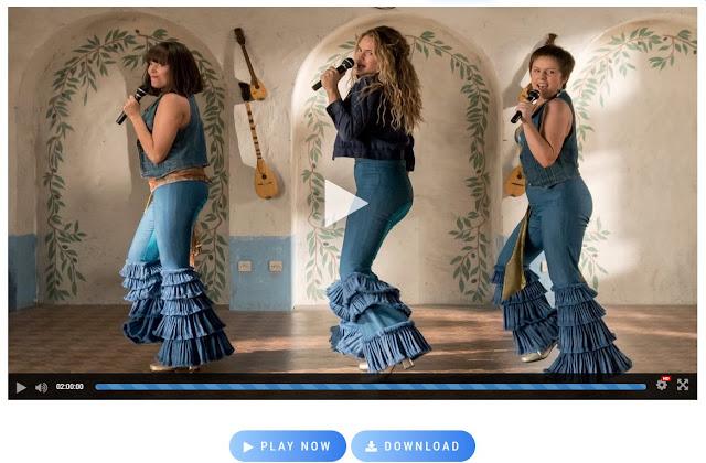Mamma Mia! Here We Go Again (2018) : Full Movie Online Free