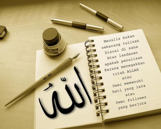 Ilhami Kata Kata Nasehat Islam Berikut, InsyaAllah akan Membuat Kamu Lebih Baik