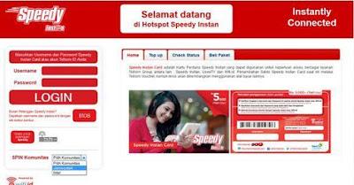 RIALSOFT.com - Akun Speedy Instan Wifi.id Work Terbaru Agustus 2015 Gratis