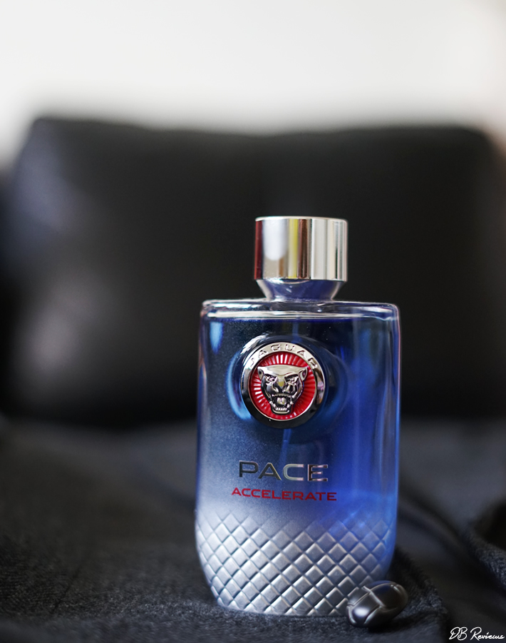 Jaguar Pace Accelerate Fragrance
