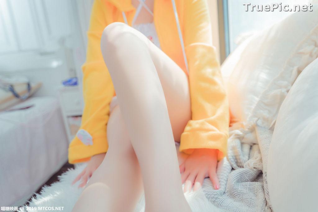 Image MTCos 喵糖映画 Vol.032 – Chinese Model 猫君君_MaoJun – Sleepy Angels - TruePic.net - Picture-9