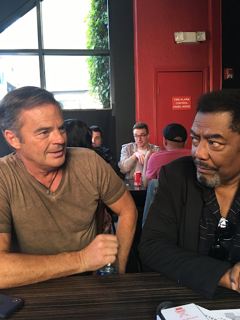 Wally Kurth and James Reynolds Interview - 'Days of our Lives' Day of Days Event