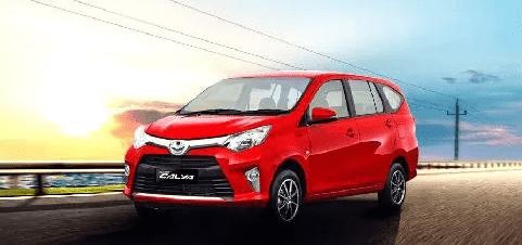 Review Harga Toyota Calya Terlengkap 2019