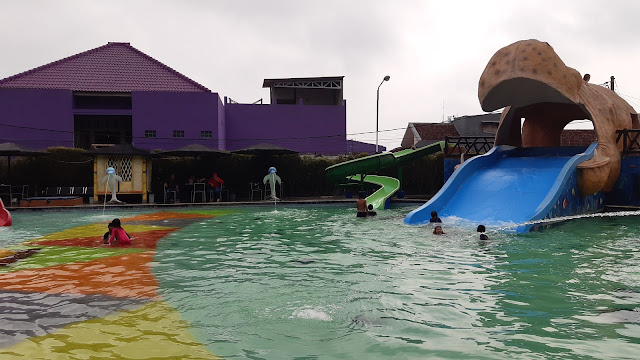 batu Wonderland Waterpark and resort hotel