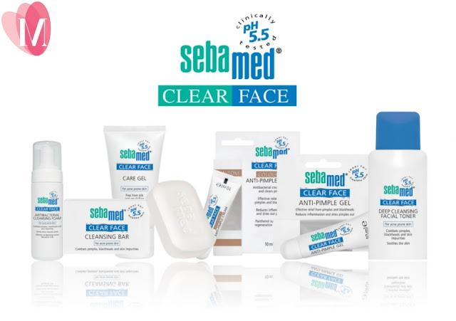 Review gel dưỡng ẩm trị mụn Sebamed Clear Face Care