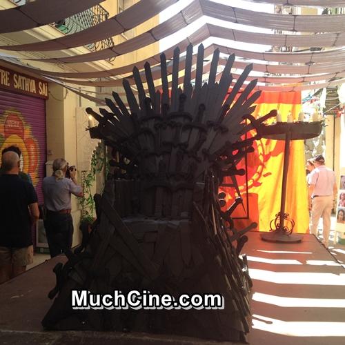 trono juego de tronos