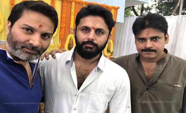 Super Combination Movie Under PawanKalyan Producing