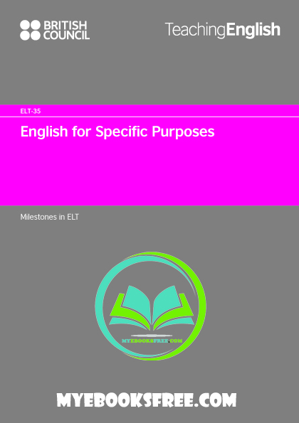 English for Specific Purposes PDF By British Council