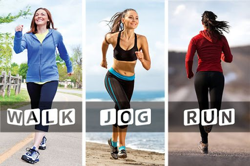 Jogging Tips - Effective Tips To Jog For Better Health and stay fit
