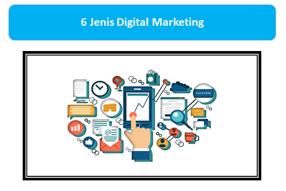 Jenis Digital Marketing