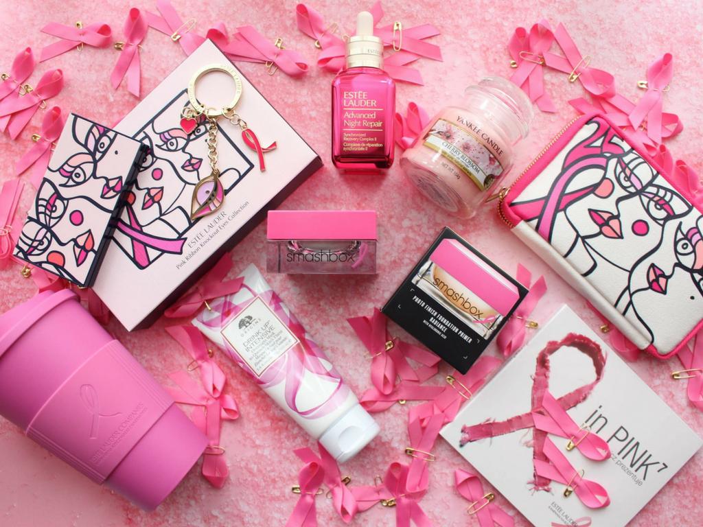 In Pink z Estee Lauder czyli kampania na rzecz walki z rakiem piersi